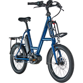 "i:SY DrivE XXL N3.8 ZR - Bicicletas eléctricas urbanas - 20"" azul"